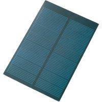 Polykrystalický solární modul 4 V, 250 mA, 1 W