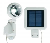 Solární zahradní svítidlo LED s PIR čidlem, 1 x 3 W