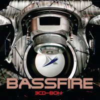 Testovací CD Bass Fire, 3 CD
