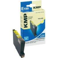 Toner KMP E100 1603,0009, pro tiskárny Epson, žlutá