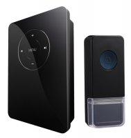 OPTEX 990211 Bezdrátový zvonek s dlouhým dosahem a možností nahrání vlastního zvonění v MP3 formátu