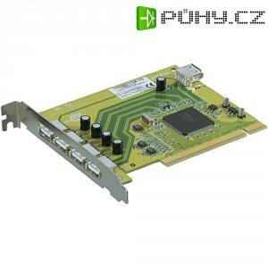 PCI karta, 49256, 5x port USB 2.0