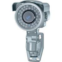 Venkovní kamera Sygonix 43557V, 420 TVL, 8,5 mm Sony CCD, 12 VDC, 4 - 9 mm, 36 LED