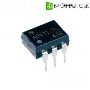 Relé PhotoMOS Panasonic AQV112KL, 6 pinů, 1 spínací kontakt, 60 V, 500 mA