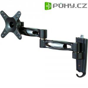 Nástěnný TV držák Vivanco MA2230, 25 - 56 cm (10 - 22\'\'), nastavitelný, 15 kg