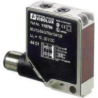 Optický snímač / optická závora série M12 Pepperl & Fuchs MLV12-8-H-250-RT/65b/124/128 Dosah 250 mm