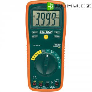 Digitální multimetr Extech EX430, 0,1Ω - 40 MΩ, 0,001 Hz - 10 MHz, 0,01 nF - 100 µF, -20 - 750 °C