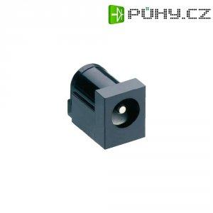 Napájecí konektor Lumberg NEB 21, Rozpínač, zásuvka vestavná horizontální, 6 mm