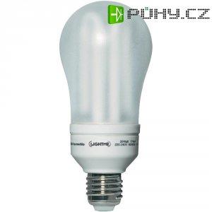 Úsporná žárovka kulatá LightMe Classic E27, 20 W, teplá bílá
