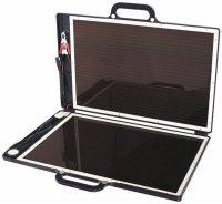 Fotovoltaický solární panel 12V/13W - dobíječ