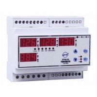 Digitální multimetr na DIN lištu Entes EPM-04-DIN