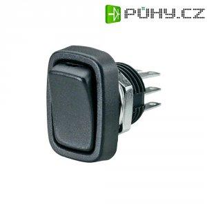 Kolébkový přepínač SCI, R13-213A-03, 250 V/AC, 1x zap./vyp., 3 A
