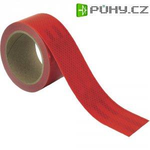 Obrysová svítící páska 3M Diamond Grade, DR-1230-4070-8, 50 m, červená