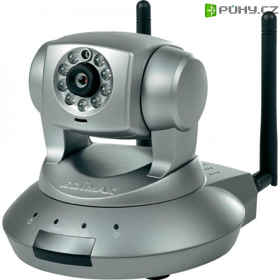 Monitorovací kamera EDIMAX Triple Mode IC-7110W, WLAN, 1280 x 1024 px - Kliknutím na obrázek zavřete