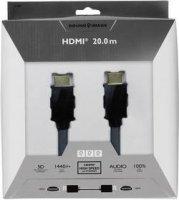 HDMI kabel Sound & Image High Speed s Ethernetem 20 m