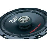 Koaxiální reproduktory MacAudio ProFlat 16.2, 165 mm, 250 W