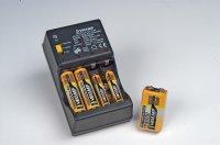 VELAMP Nabíječka baterií AA-AAA-9V VCBT01