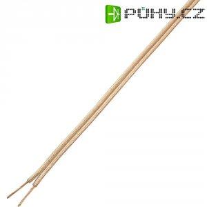 Balený reproduktorový kabel, průřez 2 x 1,5 mm²