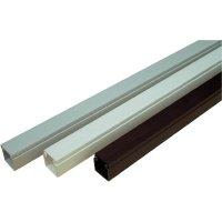 Elektroinstalační lišta s krytem OBO Bettermann, 6189423, 15 x 15 mm, 2 m, bílá