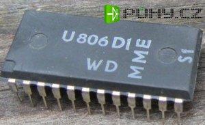 U806D - přijímač dálkového ovládání