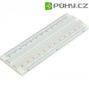 Kontaktní nepájivé pole EIC-102, 165 x 55 x 8,5 mm, 830 pólů