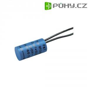 Odrušovací kondenzátor F & T TYP 9729 B, 0,1 µF, 250 V/AC, 34 x 16 mm