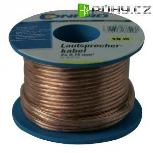 Reproduktorový kabel, zabalený