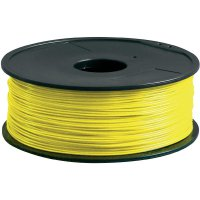Náplň pro 3D tiskárnu, Renkforce ABS175Y1, ABS, 1,75 mm, 1 kg, žlutá