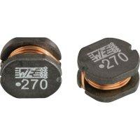 SMD tlumivka Würth Elektronik 768775282, 820 µH, 0,35 A, 10 %, 7850