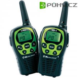 PMR radiostanice Midland M24-S, 2 ks