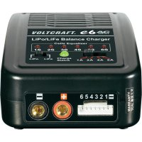 Modelářská nabíječka Voltcraft e6, SK-100052-02