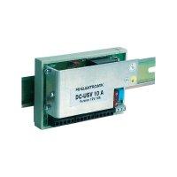 DC sledovací modul FG Elektronik DC-USV 10-12 na DIN lištu