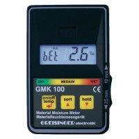 Měřič vlhkosti materiálů Greisinger GMK 100, 118110