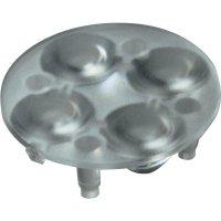Optika pro Luxeon ® Rebel nebo Seoul Semiconductor ® Z5 Carclo 10623, 25.9°