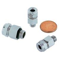 Kabelová průchodka LappKabel Skindicht® MINI M 6X1 (52001860), M6, mosaz