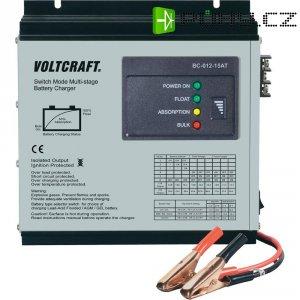 Nabíječka s 4-stupňovým konstantním proudem BC-012-15AT