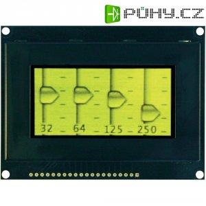 Displej OLED VGY12864Z-S003, 63.94 x 31.94 mm, 128 x 64 px, 6.86 cm, žlutá