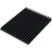 Profilový chladič Contrinex CTX44/200, 159 x 15 x 200 mm, 1,4 K /W