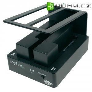 Dokovací stanice pro pevný disk LogiLink QP0010, SATA, USB 3.0