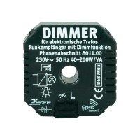 Bezdrátový stmívač pro elektronická trafa FreeControl, 801100022,