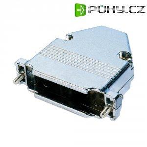 D-SUB kryt Assmann AGP 25 G-METALL, 25 pin, kov