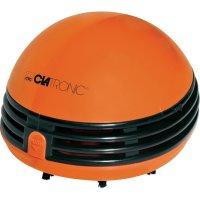 Stolní vysavač Clatronic TS3530, 3 V, červená/oranžová/žlutá