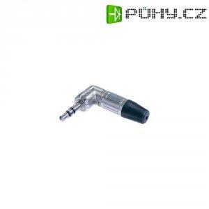 Kabelový konektor zahnutý Neutrik NTP3RC stereo jack (M) 3,5 mm