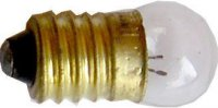 Žárovka 6,3V/0,3A E10 TESLA