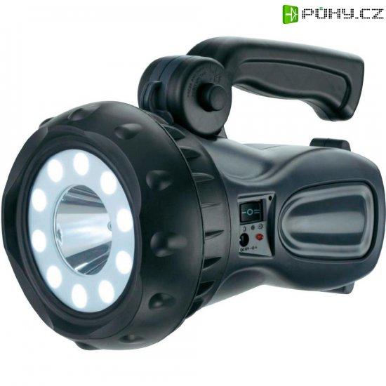Akumulátorový ruční LED reflektor Ampercell AM 3031 LED, 03031, 3 W - Kliknutím na obrázek zavřete