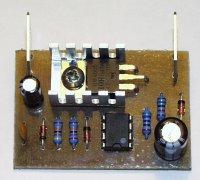 Elektronický přerušovač směrových světel