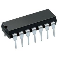 4073 - 3x 3 vstup.AND, DIL14 /HCF4073BE/