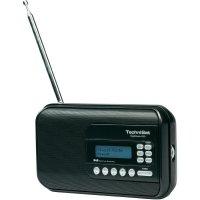 DAB+ rádio TechniSat DigitRadio 200, FM, černá