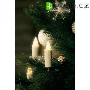 Vánoční řetěz Konstsmide 22 LED, teplá bílá