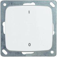 Vypínač Monte 102031, 230 V/AC, 10 A, bílá